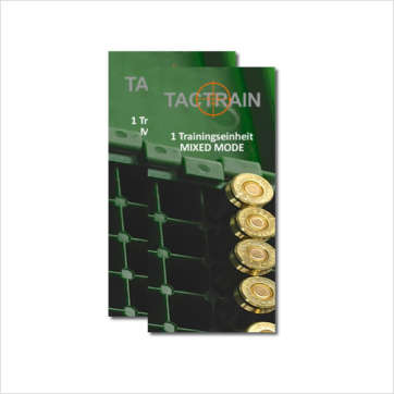 Trainingsticket TACTRAIN