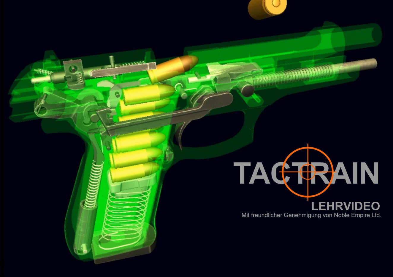 Lehrvideo Beretta92