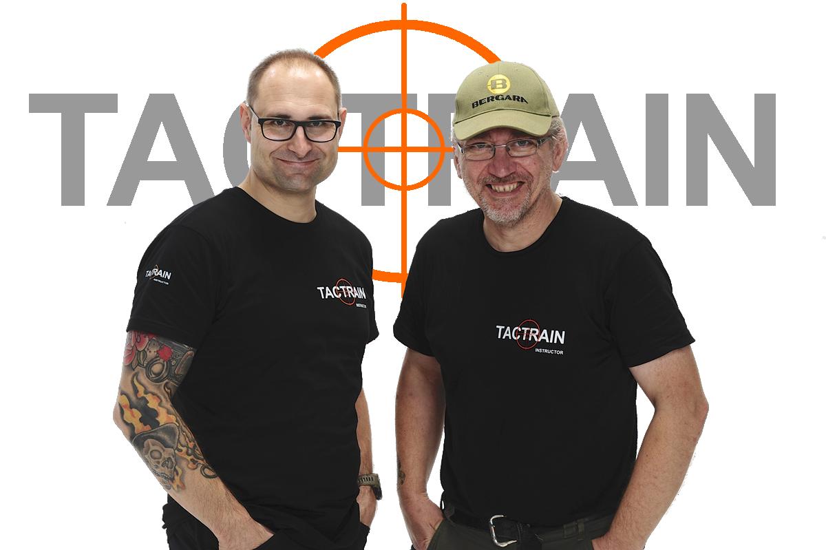 Tactrain Team Waffensachkunde